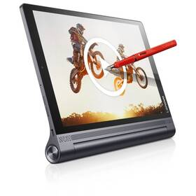 Lenovo Yoga Tablet 3 Pro 10 LTE (ZA0G0084CZ) černý SIM s kreditem T-Mobile 200Kč Twist Online Internet (zdarma)Software F-Secure SAFE, 3 zařízení / 6 měsíců (zdarma)