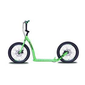 Olpran A11 zelená + Reflexní sada 2 SportTeam (pásek, přívěsek, samolepky) - zelené v hodnotě 58 Kč + Doprava zdarma