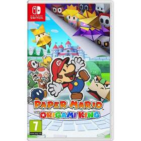 Nintendo SWITCH Paper Mario: Origami King (NSS524)