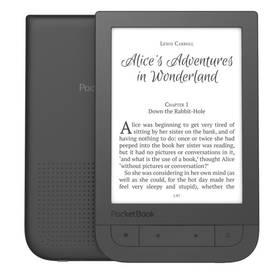 Pocket Book 631 Touch HD (EBKPK1562) černá + Doprava zdarma