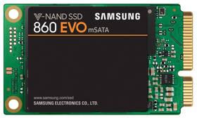 Samsung EVO 860 500GB mSATA (MZ-M6E500BW) černý + Doprava zdarma