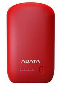 ADATA P10050 10050mAh (AP10050-DUSB-5V-CRD) červená