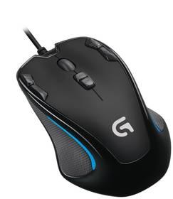 Logitech Gaming G300s (910-004345) černá + Doprava zdarma