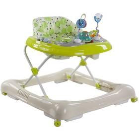 Sun Baby Car zelená/krémová