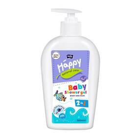 Dětský gel Bella Baby Happy Natural Care na tělo a vlasy 300ml