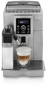DeLonghi Intensa ECAM23.460S stříbrné Káva DeLonghi Kimbo Classic 1kg zrnková (zdarma) + Doprava zdarma
