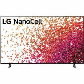 Telewizor LG 50NANO75P NanoCell 4K 2021 AI TV ze sztuczną inteligencją Szara