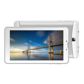 iGET SMART G71 (84000209) stříbrný/bílý Software F-Secure SAFE, 3 zařízení / 6 měsíců (zdarma)