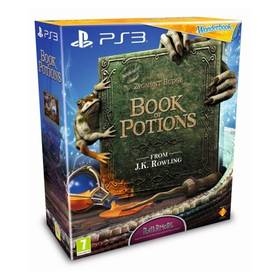 Sony PlayStation 3 MOVE Wonderbook: Book of Potions CZ (PS719210993)