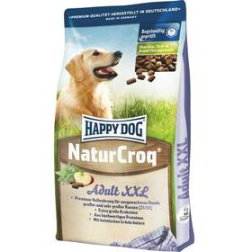 HAPPY DOG Natur-Croq ADULT XXL 15 kg Konzerva HAPPY DOG Rind Pur - 100% hovězí maso 400 g (zdarma)