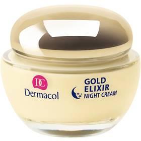 Omlazující kaviárový noční krém (Gold Elixir Night Cream) 50 ml