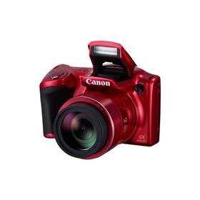 Canon PowerShot SX410 IS (0108C002) červený + Doprava zdarma