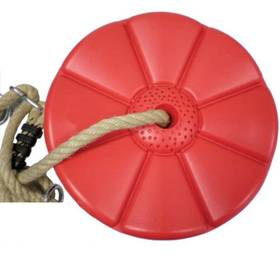 CUBS Disk květinka červený