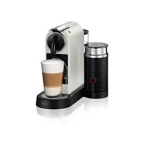 DeLonghi Nespresso Citiz EN267.WAE bílé + K nákupu poukaz v hodnotě 1 000 Kč na další nákup + Doprava zdarma
