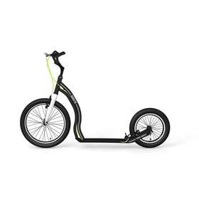 Yedoo Alloy Rodstr černá + Reflexní sada 2 SportTeam (pásek, přívěsek, samolepky) - zelené v hodnotě 58 Kč + Doprava zdarma