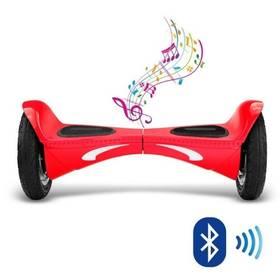 Kolonožka OFFROAD Auto Balance APP BT - červená + Doprava zdarma