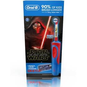 Oral-B Vitality Star Wars + penál Plyšová hračka ANGRY BIRDS + Doprava zdarma