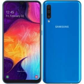 Samsung Galaxy A50 Dual SIM (SM-A505FZBSXEZ) modrý