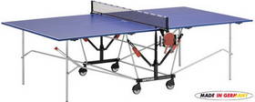 Vonkajší pingpongový stôl Kettler MATCH 3.0 ALU  , modrý