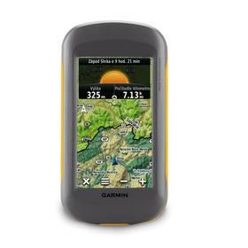 Navigačný systém GPS Garmin Montana 600 MOTO + SK TOPO + CN Europe (M10-EU200-12)