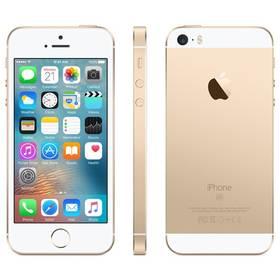 Apple iPhone SE 16 GB - Gold (MLXM2CS/A) + Software F-Secure SAFE 6 měsíců pro 3 zařízení v hodnotě 999 Kč jako dárek+ Power Bank GoGEN 2600 mAh, černo-bílá barva v hodnotě 199 Kč jako dárek+ Voucher na skin Skinzone pro Mobil CZ v hodnotě 399 Kč jako dár