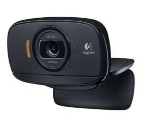 Logitech HD Webcam B525 (960-000842) čierna