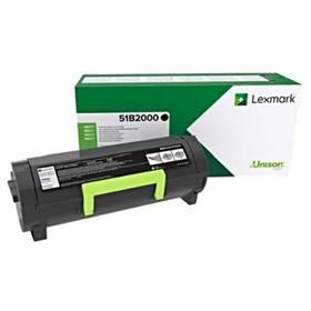 Lexmark 51B2000, 2500 stran, pro MS317, MX317 (51B2000) čierny