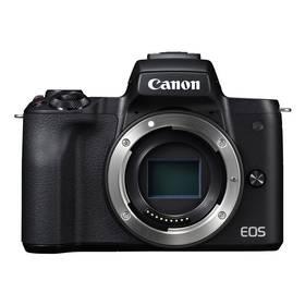 Canon EOS M50, tělo (2680C002) černý + Doprava zdarma