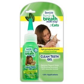 Tropiclean Clean Teeth čistící gel na zuby pro kočky 59ml