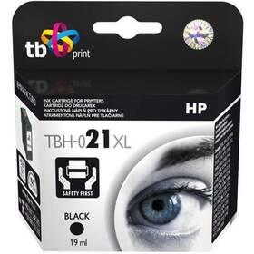 TB HP C9351AE (No.21) Bk - kompatibilní (TBH-021XL) černá
