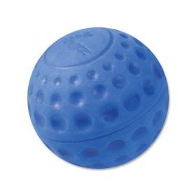 Hračka Rogz Asteroid míček 7,8cm modrá