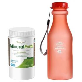 Vitar Nomaad Mineral Forte 800g + Láhev na pití 500ml ZDARMA Láhev na pití Vitar sportovní červená/modrá - assort (zdarma) + Doprava zdarma