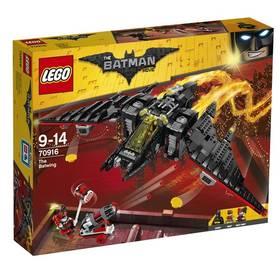 LEGO® BATMAN MOVIE™ 70916 Batmanovo letadlo