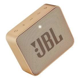 JBL GO 2 Champagne zlatý
