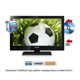 Televize Hyundai LLF 22924 DVDR černá