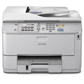 Epson WorkForce PRO WF-5690DWF (C11CD14301) bílé Papíry do tiskárny Epson Quality paper, A+, 80g/m2, 500 listůSoftware F-Secure SAFE 6 měsíců pro 3 zařízení (zdarma)Cartridge Epson Black 79XL DURABrite Ultra Ink (zdarma) + Doprava zdarma
