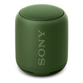 Sony SRS-XB10G zelené