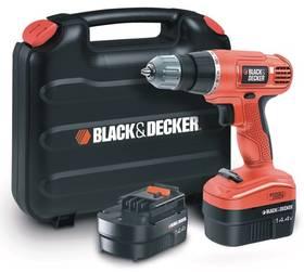Black-Decker EPC14CABK, 2 aku