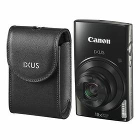 Canon IXUS 190 + orig.pouzdro (1794C011) černý + Doprava zdarma