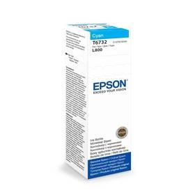 Epson T6732, 70ml - originální (C13T67324A10) modrá