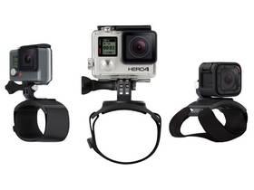GoPro The Strap (držák na ruku + zápěstí + paži + nohu) černý + Doprava zdarma