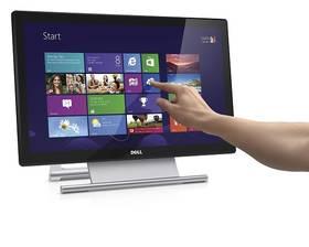 Dell S2240T Touch (861-10410) černý Software F-Secure SAFE 6 měsíců pro 3 zařízení (zdarma) + Doprava zdarma