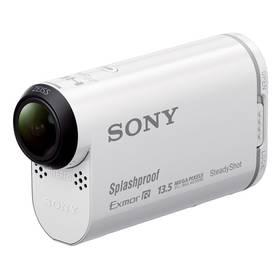 Sony HDR-AS100VR + set s dálkovým ovladačem bílá (Vystaveno na prodejně 5800159599)