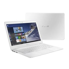 Asus Zenbook UX305CA (UX305CA-FC024T) bílý + Voucher na skin Skinzone pro Notebook a tablet CZ v hodnotě 399 Kč jako dárek + Doprava zdarma