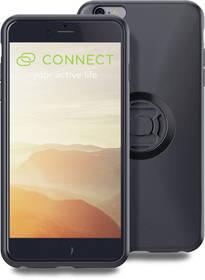 Kryt na mobil SP Connect pro Apple iPhone 6/6S + držáky (53156) čierny