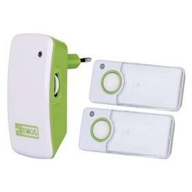 EMOS P5741, do zásuvky, 100m (3402041000) bílý/zelený
