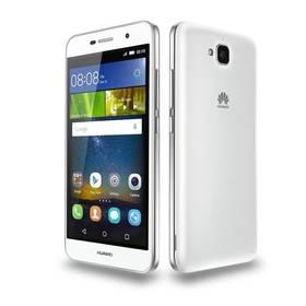 Huawei Y6 Pro Dual Sim (SP-Y6PRODSWOM) bílý SIM s kreditem T-Mobile 200Kč Twist Online Internet (zdarma)Software F-Secure SAFE 6 měsíců pro 3 zařízení (zdarma) + Doprava zdarma