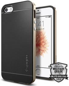 Spigen Neo Hybrid pro Apple iPhone 5/5s/SE - champagne gold (041CS20250) + Doprava zdarma