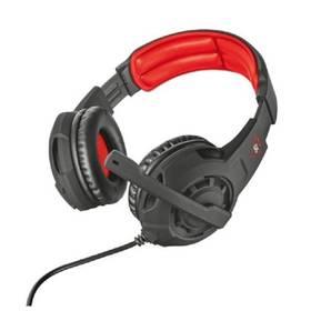 Trust GXT Gaming 310 (21187) čierna farba/červená farba