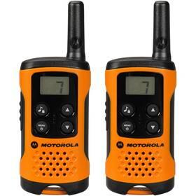 Motorola TLKR T41 (P14MAA03A1BJ) oranžové